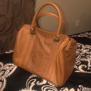 👜 Brown embellished purse 👜